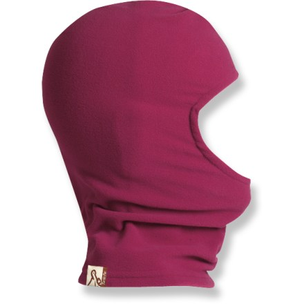 Fitness The Turtle Fur Micro Fur balaclava is a lightweight choice for added warmth when snow-crazy kids are on the hill. Soft polyester microfleece keeps the neck warm; hood wicks moisture away from the head. - $19.00