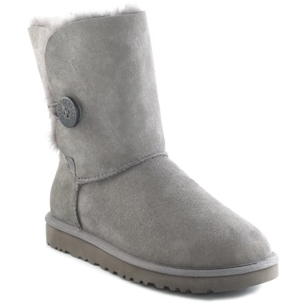 It's true, the UGG Bailey Button Short boots are cute as a button and offer all the comfort, style and versatility you've come to expect of UGG boots. - $89.83