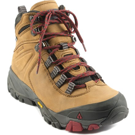 Camp and Hike Offering trail-ready support and comfort, the Vasque Taku GTX hiking boots feature waterproof protection and lightweight performance for hikes. - $84.83