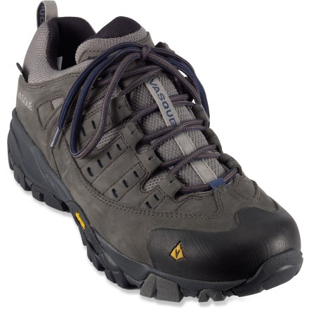Camp and Hike Light, fast and waterproof, the Vasque Scree 2.0 Low UltraDry hiking shoes provide great protection and agility for your trail adventures. - $32.83