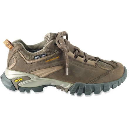Camp and Hike These women's Vasque Mantra 2.0 GTX hiking shoes feature dependable Gore-Tex protection and a lightweight, agile platform for excellent trail performance. - $36.83