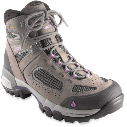 Camp and Hike The women's Vasque Breeze 2.0 Mid GTX hiking boots feature waterproof Gore-Tex(R) protection along with a lightweight, agile platform for fast-paced adventures over varying terrain. - $126.93