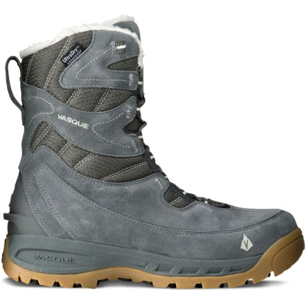 Camp and Hike The Vasque Pow Pow UltraDry winter boots are designed for comfort and support, offering insulated, waterproof performance to keep feet protected in winter conditions, from powder to slush. - $74.83