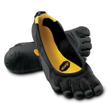 Fitness Embrace the freedom of barefooted adventure with the Vibram FiveFingers Classic multisport shoes, which offer protection for your soles while letting your feet move and support your body naturally. - $17.83
