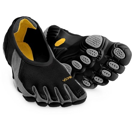 Fitness Graceful and minimal, the Vibram FiveFingers Jaya multisport shoes were designed for fitness enthusiasts and offer high breathability, light weight and a natural feel. - $42.83