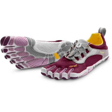 Fitness If your feet are crying out to be freed, the Vibram FiveFingers Bikila LS running shoes might be the perfect footwear for your foray into near-barefoot running. - $49.83