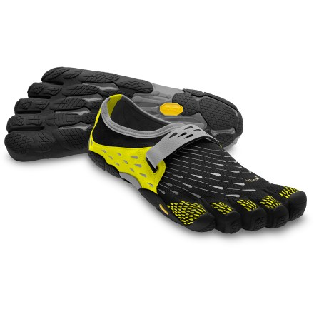Fitness With extremely lightweight materials, Vibram FiveFingers SeeYa running shoes help you chase your ambitions to get even closer to the truly barefoot sensation. - $49.83
