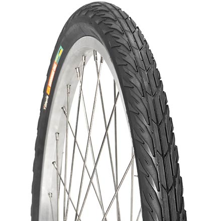 Fitness These tires are suitable for city and light trail use, with puncture-resistance technology for long-wearing durability. - $16.93