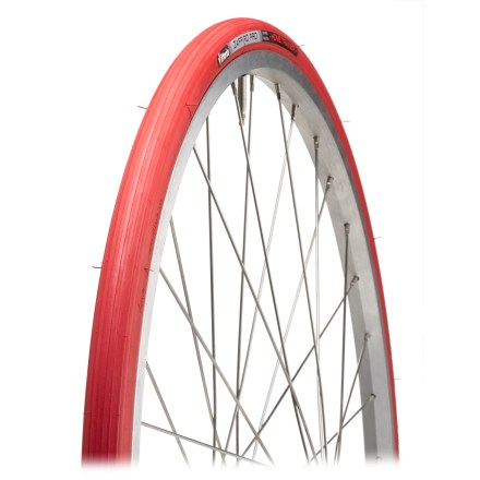 Fitness The Vittoria Pro Home Trainer tire is a must for the year-round rider. It's made specifically for the particular loads that occur when cycling and braking on the revolving drums of the rollers. - $35.00