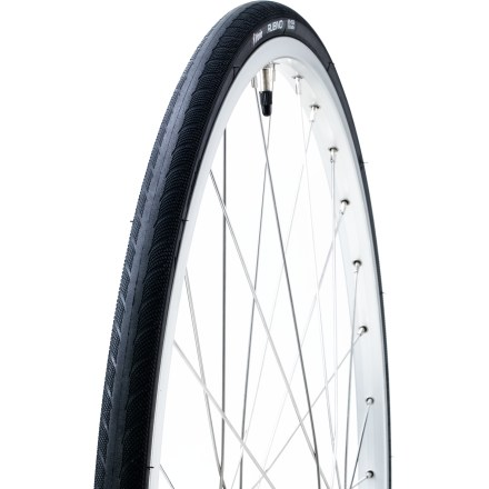 Fitness With 60 TPI casing and Kevlar(R) 3D Compound, the Rubino III road tire is a durable option that offers a comfortable ride. - $13.93