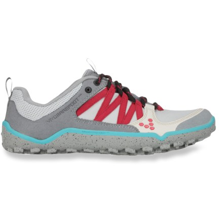 Fitness These women's Vivobarefoot Neo trail-running shoes offer minimalist performance in a trail-loving, water-resistant design. - $45.93