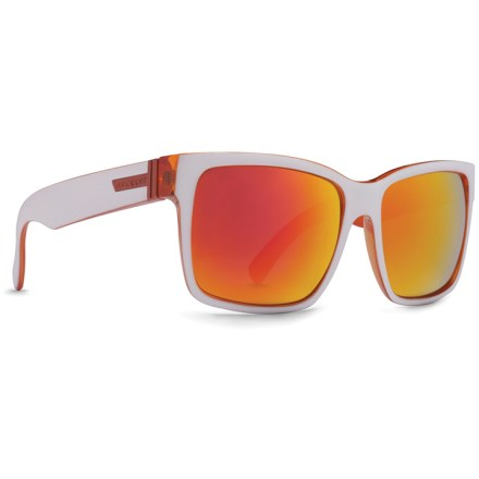 Entertainment VonZipper Elmore sunglasses bring a splash of color to your look, and offer 100% UV protection and superb impact resistance. - $62.83
