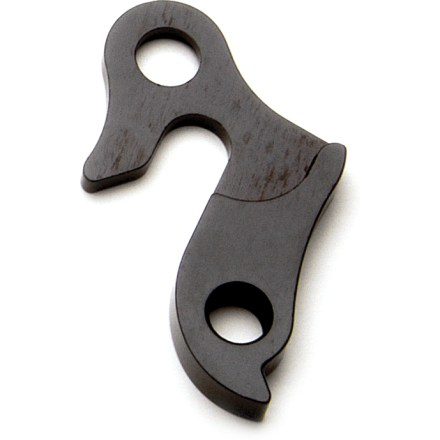 Fitness This No. 27 Wheels Manufacturing Novara Replacement derailleur hanger easily replaces the old, bent or broken derailleur hanger on your Novara Pondo 24 bike. - $10.93
