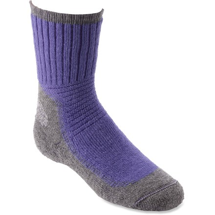 Camp and Hike The Wigwam Hiking/Outdoor Pro socks feature moisture-wicking fibers to keep feet dry and comfortable. - $4.83