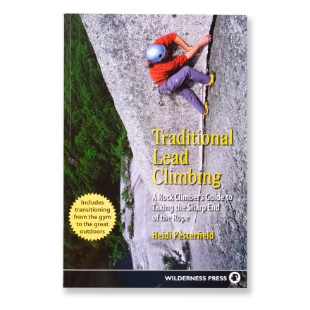 Climbing This guide will get you out of your comfort zone and show you the basics of one of the most exhilarating sports--traditional lead climbing. - $9.93