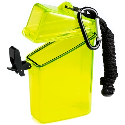 Kayak and Canoe Protect small valuable items like credit cards, ID cards, cash and keys with this small yet highly versatile Keep It Clear waterproof case. - $8.00