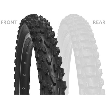 MTB The VelociRaptor from WTB is a great all-purpose mountain bike tire for recreational cycling or racing. - $32.00