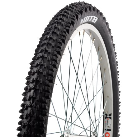 MTB The WierWolf Comp bike tire from Wilderness Trail Bikes has been redesigned, and now it's an entirely different animal. Use it for all mountain riding in wet to dry and hardpack to loose conditions. - $22.93