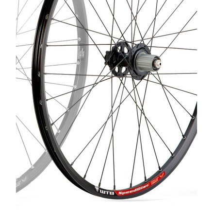 MTB Here's a rear disc cross-country wheel with a quality rim and hub at a price that won't break the bank. - $63.93