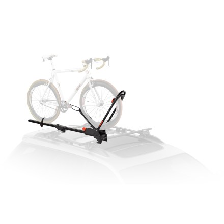 Fitness The easy-to-use Yakima FrontLoader upright bike mount holds nearly any kind of bike securely and the mount never touches the frame, so your paint job stays pristine. - $189.00