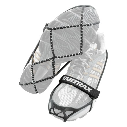 Entertainment Regain your confidence when walking on packed snow and ice with the updated, simple-to-use Yaktrax Pro traction devices. - $29.95