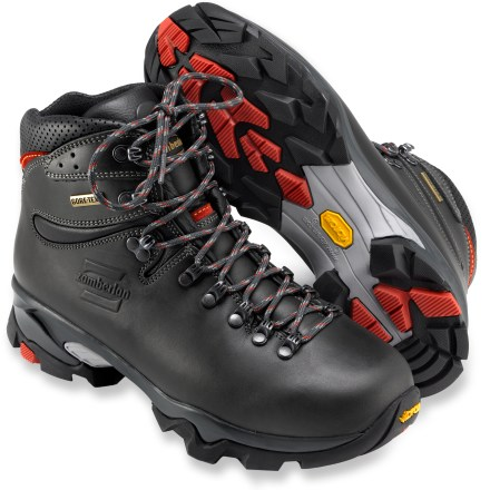 Camp and Hike With legendary Italian quality and comfort, the Zamberlan Vioz GT boots offer waterproof protection and burly construction to handle everything from easy day hikes to backcountry adventures. - $295.00