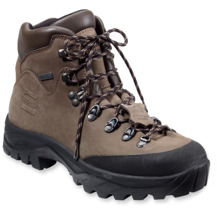 Camp and Hike Built in the tradition of fine Italian footwear, the Zamberlan Civetta GTX hiking boots offer waterproof, breathable comfort and support for hikers and backpackers. - $139.83