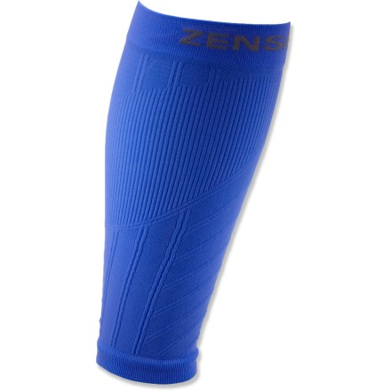 Fitness The Zensah Compression Leg Sleeves are made for athletes and make use of graduated compression to increase blood flow, aid in recovery and improve performance. - $39.95