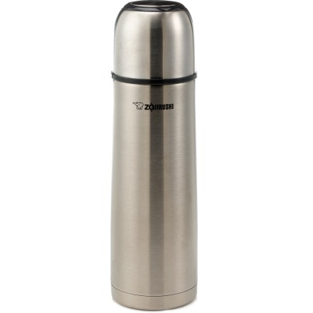 Camp and Hike The 0.5-liter, stainless-steel Zojirushi Tuff Slim vacuum bottle keeps liquids hot and cold while you enjoy your outdoor adventures. - $20.93