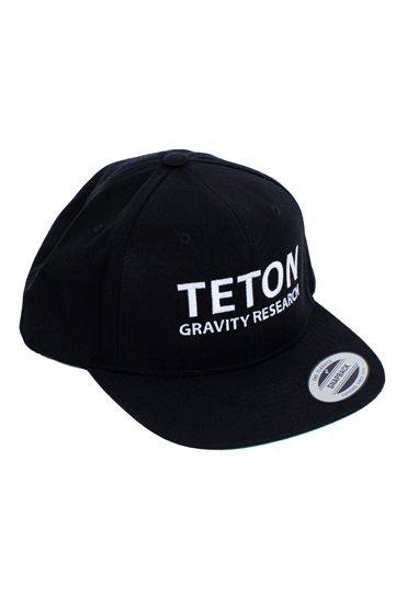 Ski Simple. Clean. Classic. The Teton Gravity Research Team Logo Snap back hat is for every occasion.   80% Acrylic/20% Wool   Snapback Adjustment - $11.95