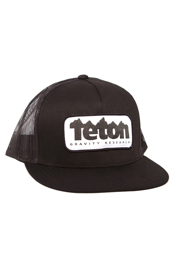 Ski Athlete inspired, the Teton Gravity Research Team Patch Trucker Hat is your go to choice day in and day out.     47% Cotton/25% Polyester/28% Nylon Snap back Adjustment - $24.95