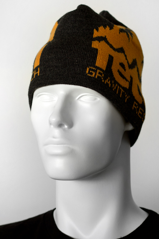 Ski A tribute to long-time TGR friend, Jimmy Zell, this retro-inspired ski hat is sure to be an instant classic.    100% acrylic jacquard knit  Color: Black  Size: One - $8.99