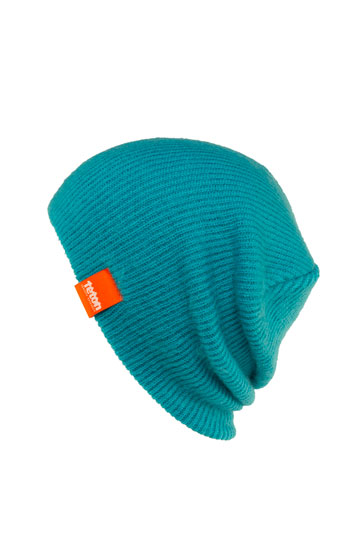 Ski The Teton Gravity Research Team Women's Beanie is the all day everyday beanie for all you rippers. It's a classic slouchy beanie, with no frills, just quality. 100% Acrylic - $24.95