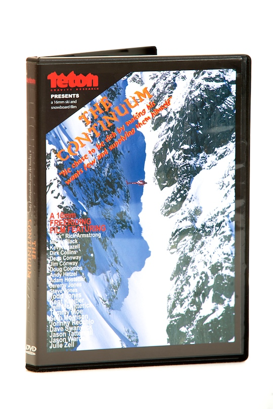 Ski Shot on location in Idaho, Wyoming, Alaska and New Zealand, TGR's flagship film won two awards at the international Film Festival and was voted Best movie of the Year by France's acclaimed SKIEUR Magazine. The all time soul favorite. TRT: 60 min - $11.95
