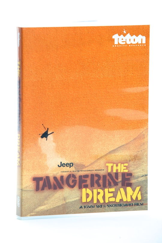 Ski The Tangerine Dream is a film that represents 10 years of broken down trucks, whiskey bottles, wanderlust and the most down and dirty skiing and boarding you have ever seen. This rusty orange story is about the origins of TGR, outlaw athletes and the ragged lifestyle that has kept this posse's dream and way of life alive. The movement is stronger than ever with Nobis accomplishing the impossible in Alaska, the Olenicks taking their park skills to AK, Jeremy Jones straight-lining 50 degree spine walls, Sage fusing style and big mountain and Dana Flahr emerging as a dominate force in skiing. This vagabond tale will take you through the lifestyle of skiing and the passion that continues to change the face of the sport. Take a ride in the orange truck that started it all on a rowdy road trip through India, Turkey, Switzerland, France, Alaska, Aspen, Utah, Montana, California and Jackson Hole. - $11.95