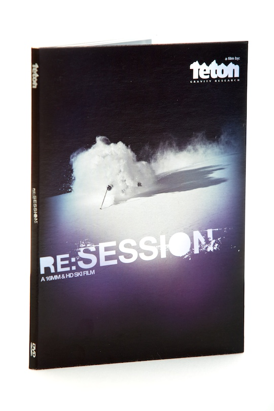 Ski The award winning producers at Teton Gravity Research (TGR) present their newest 16mm and HD film, Re: Session. This project takes viewers beyond the traditional ski and snowboard movie into a revolutionary realm of action sports entertainment. Shot on both film and RED ONE high definition camera technology, Re: Session documents the true wealth of the mountain experience. Follow the crew as they score in one of Alagna, Italy's deepest seasons on record. Check out forbidden powder in Poland, massive wedges in Colorado, new gap jumps in Utah, and seven weeks of epic riding conditions in Alaska. Re: Session brings the most talented athletes in the sport together into one must-see film. - $11.95