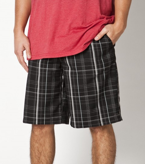 Surf O'Neill Triumph Shorts.  65% Polyester / 35% Viscose.  Silicone wash.  Welt back pockets. Logo embroideries. - $39.50