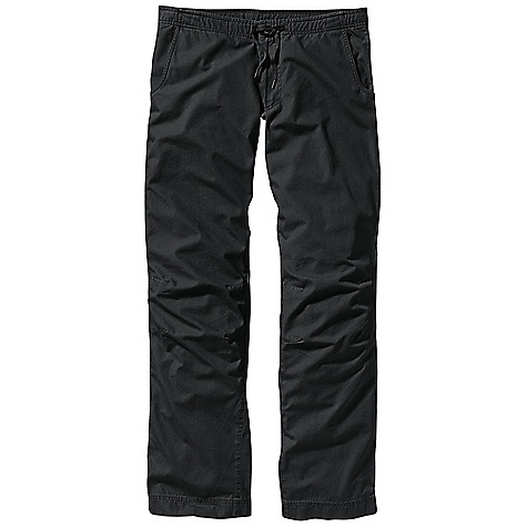Climbing Free Shipping. Patagonia Men's Lightweight Climb Pants DECENT FEATURES of the Patagonia Men's Lightweight Climb Pants Made of a lightweight and durable organic cotton canvas fabric that's warm-weather friendly Pants have zip fly with button closure and adjustable internal/external drawstring Two front, contoured, slash pockets with mesh, ventilating pocketbags Single rear drop-in pocket has mesh pocket bag for airflow Back drop-in pocket with mesh pocketbag for airflow Gusseted crotch and articulated knees for mobility The SPECS Relaxed fit Weight: 13.2 oz / 374 g Inseam: 32in. 5.2-oz 100% organic cotton canvas This product can only be shipped within the United States. Please don't hate us. - $69.00