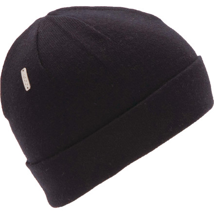 Entertainment Like top-shelf scotch, the Coal Considered Mason Beanie is tastefully simple and pleasantly warm. Buttery soft bamboo from viscose and cashmere lend a slightly stretchy feel to this classy cold-weather essential. - $34.97