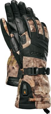 bc6b5b88144 Cabela s Women s Heated Performance Camo Hunter II Gloves... - Thrill On