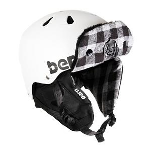 Snowboard Bern Macon EPS Helmet - Keep your head protected when you're biking, skating or hitting the mountain for some skiing or snowboarding with the Bern Macon Helmet. This all-season helmet boasts a subtle Bern design on the exterior while keeping you protected with its Thin Shell. That Thin Shell is an ultra thin ABS shell weighing 20% lighter than last year's model. The impact foam is expanded polystyrene to keep your head protected in the event of a high-impact fall. The knit liner is very comfortable and warm in the winters, still very warm in the summers, but if you want to stay cool you can just remove it. Plenty of features are found on the Bern Macon Helmet so it's no wonder some of the finest shredders wear this atop their head. . Certifications: CPSC, ASTM F 2040, EN1077B and EN1078, Warranty: One Year, Gender: Mens, Race: No, Category: Half Shell, Audio: Not Compatible, Brim/Visor: No, Ventilation: Fixed, Adjustability: None, Year Round Capable: Yes, Shell Construction: In Mold, Model Year: 2014, Product ID: 281564, Model Number: M2EWHML, GTIN: 0843990040522 - $89.95