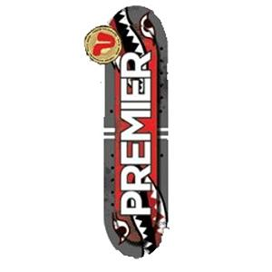 Snowboard Premier Baron Snowskate - This bi-level snow skate is the pinnacle of snow skates. Featuring an 8 ply maple woods top deck with a 90cm ski on the bottom. The bottom ski can be removed. Printed EVA foam top sheets and Five channel Jib. 38inchs in length which perfect for throwing some gnarly kick flips and shove-its over your favorite terrain. . Warranty: One Year, Style: Bi-Level, Material: Wood, Skill Range: Advanced Intermediate - Expert, Model Year: 2013, Product ID: 275373, Model Number: 2012SSBNWDR, GTIN: 0609408173424 - $149.91