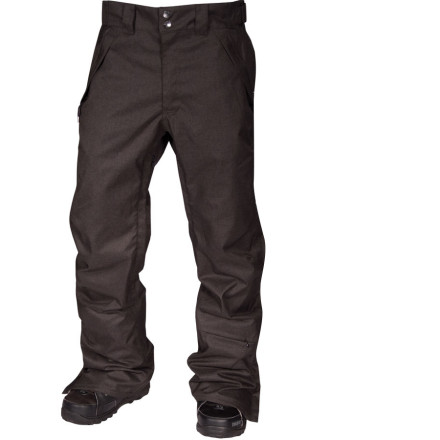 Snowboard The popular Javier pant gets a Travis Parker-approved mash-up remix, making it the Airblaster Travier Snowboard Pant. The Travier features a clean look and a boot-cut fit that isn't too tight or too baggy, but juuuuusssssttt riiigghhhhhhttt. - $85.48