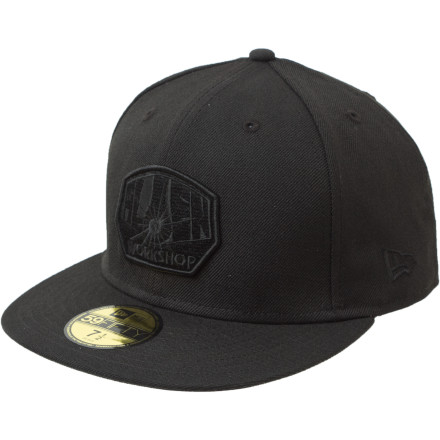 Entertainment Show everyone in your neighborhood who is top dog with the Alien Workshop OG Logo NE Hat, some cheap gold fronts, and a sweet lowrider bike. - $17.97