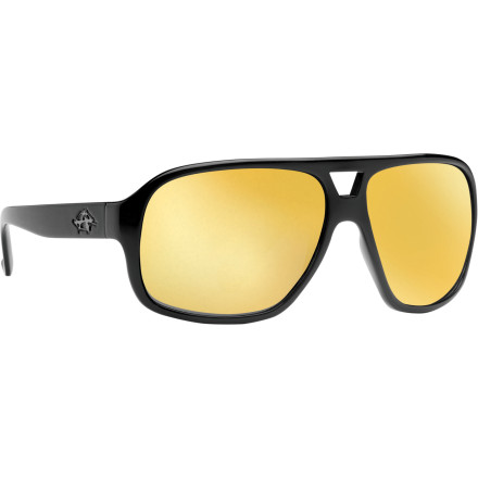 Entertainment Make a statement with the cool and sleek Anarchy Indie Sunglasses. The Indie breaks ground in the surf eyewear scene and beats out the competition with its sharp style. Its lightweight and durable components last, and the Indie offers 100-percent protection the sunas vicious rays. - $44.95