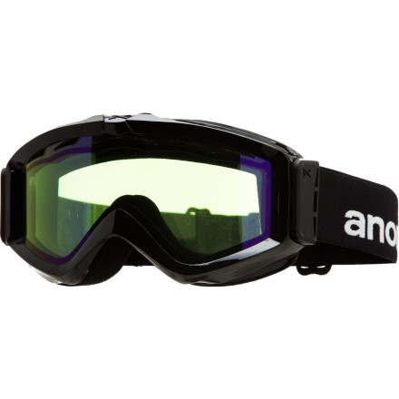Ski Don't let clear vision on the mountain be a figment of your imagination. The Anon Figment Asian Fit Goggle provides high-definition, real-time vision of the slop in front of you. No fogging, no distorted vision, and no uncomfortable fit. Ever. - $74.95