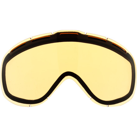 Entertainment Maybe extreme sledding wasn't such a good idea, especially since you landed and slid twenty feet on your face. Good thing you had your Hawkeye goggles on to protect your eyeballs, and thank goodness for the Hawkeye Replacement Goggle Lens. - $23.97