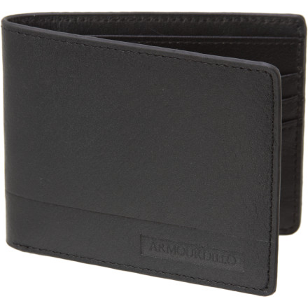Entertainment 'Accidentally' dropping fistfuls of two-dollar bills every time you open your Armourdillo Yield Wallet may be just the thing to solidify your status as tabloid-worthy. - $34.95
