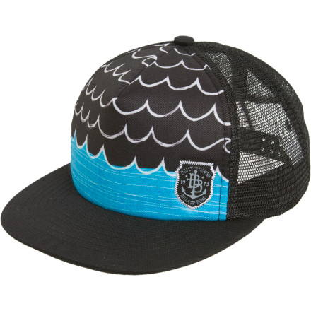 Surf After his or her first real ride on a wave, the Billabong Kids' Drop In Trucker Hat is the perfect reward to remind your shredder of that initial rush that powers lives, not just boards. - $11.48