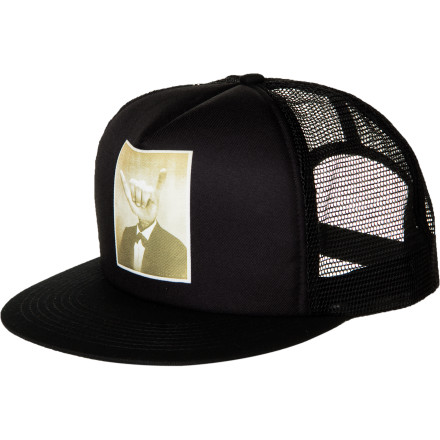 Surf Billabong High Road Trucker Hat - $14.97